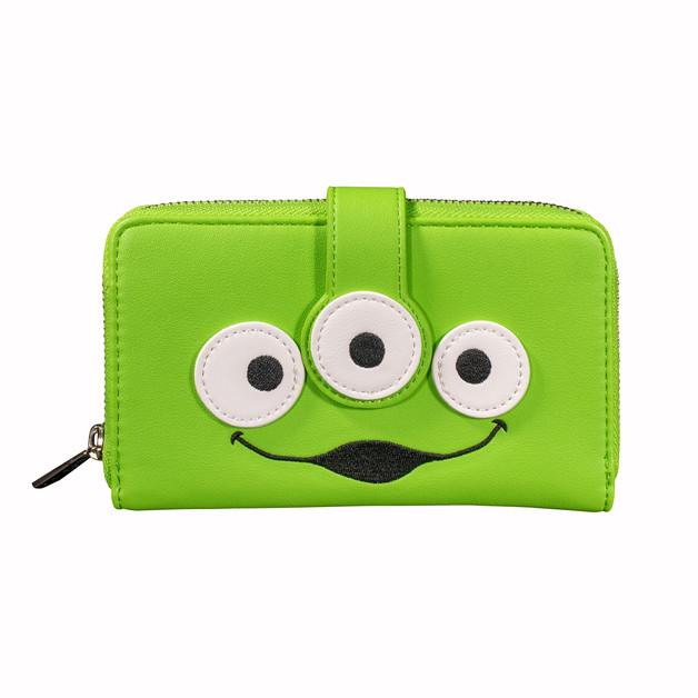 Loungefly: Disney Toy Story Alien Wallet