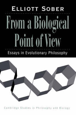 From a Biological Point of View by Elliott Sober image