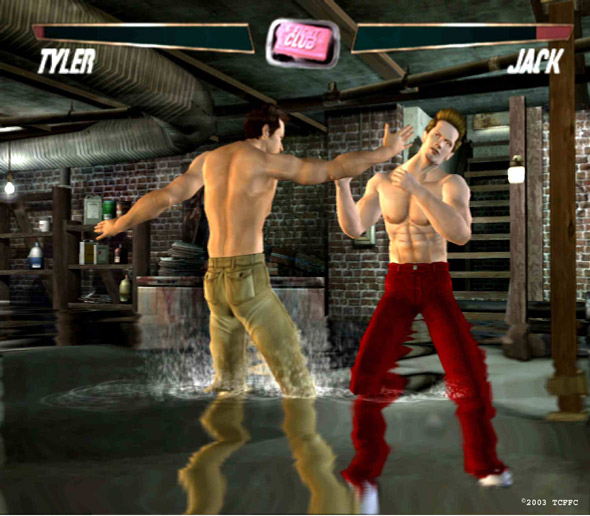 Fight Club for Xbox image