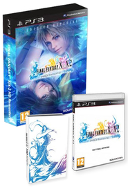 Final Fantasy X / X-2 HD Remaster Limited Edition for PS3