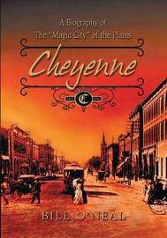 Cheyenne by Bill O'Neal