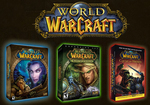 World of Warcraft Complete Collection for PC Games