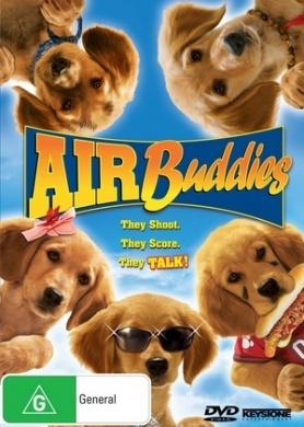 Air Buddies on DVD image