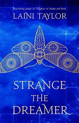 Strange the Dreamer by Laini Taylor image