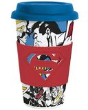 DC Comics: Superman Travel Mug - 350ml