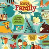 Cal 2017-Busy Family Planner by Sybille Lichtenstein