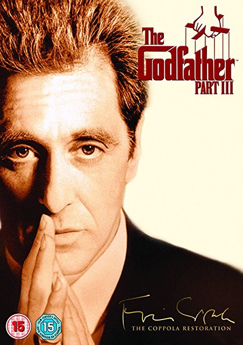 The Godfather - Part III: The Coppola Restoration on DVD image
