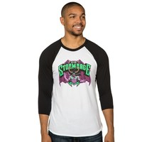 World of Warcraft Outland Stormrage Men's Raglan Sweatshirt (Medium)