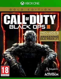 Call of Duty: Black Ops III Gold Edition for Xbox One
