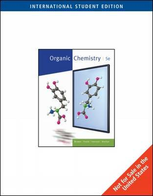 Organic Chemistry by William Henry Brown image