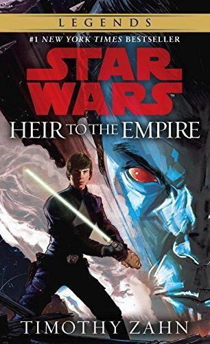 Star Wars: Heir to Empire by Timothy Zahn image