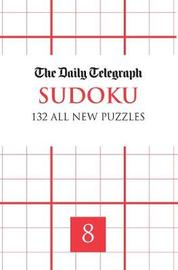 daily telegraph Sudoku 8 by Telegraph Group Limited image