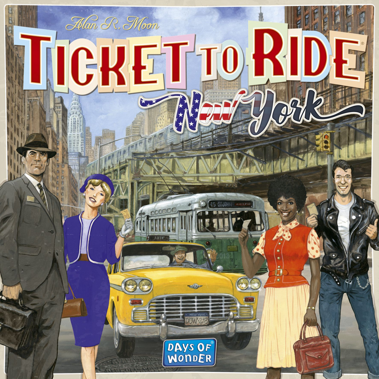 Ticket to Ride - New York image
