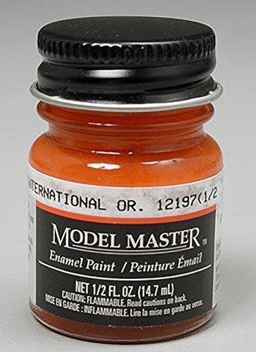 Testors: Enamel Paint - International Orange (Gloss)
