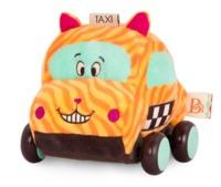 Battat: B.Softies Car - Cabby Cat