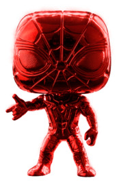 Avengers: Infinity War - Iron Spider (Red Chrome) Pop! Vinyl Figure