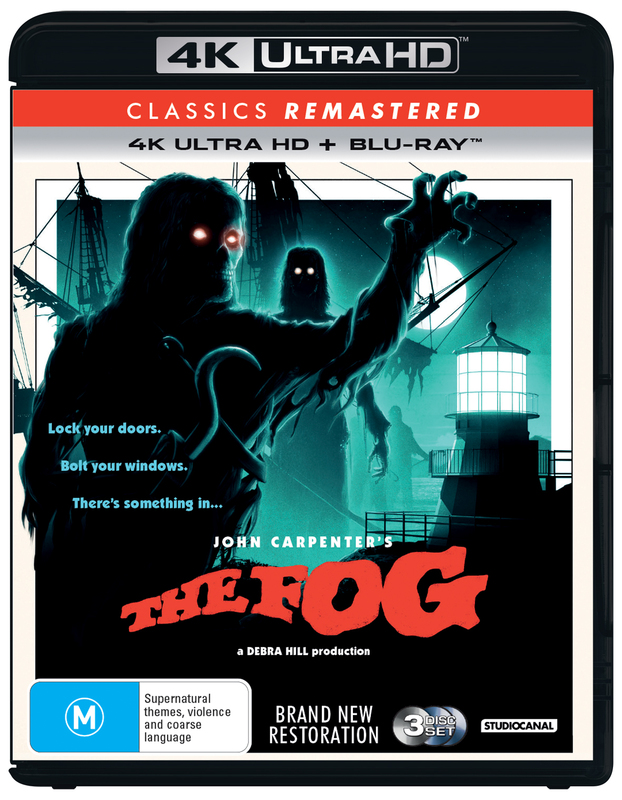 The Fog (1980) on UHD Blu-ray