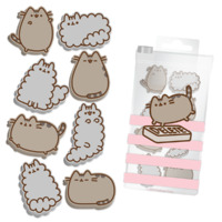 Pusheen the Cat: Sweet & Simple - Erasers 8 Pack