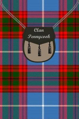 Clan Pennycook Tartan Journal/Notebook by Clan Pennycook