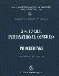 51st L.M.H.I. International Congress Proceedings image