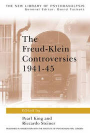 The Freud-Klein Controversies 1941-45 image