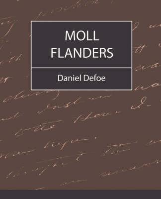Moll Flanders by Defoe Daniel Defoe image