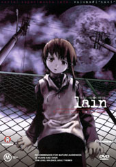 Lain - Volume 1 - Navi on DVD