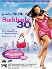 13 Going On 30 (Suddenly 30) on DVD