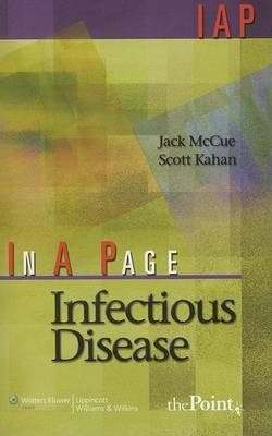 In A Page Infectious Disease by Jack D. McCue image
