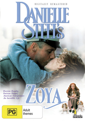 Danielle Steel's: Zoya on DVD image