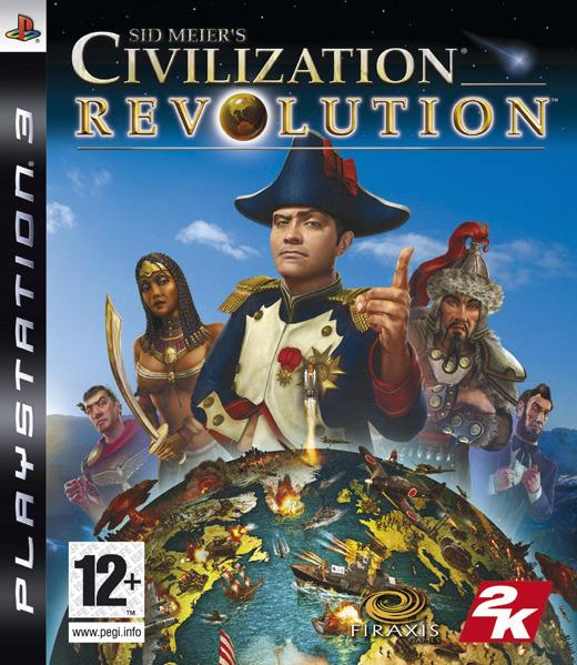 Sid Meier's Civilization Revolution for PS3