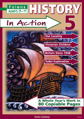 History in Action: Bk. 5 by Karen Cooksey