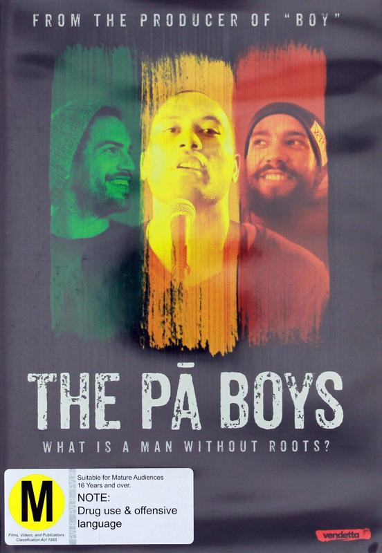 The Pa Boys on DVD