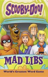 Scooby-Doo Mad Libs by Eric Luper