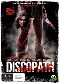 Discopath on DVD