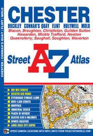 Chester Street Atlas by Geographers A-Z Map Company