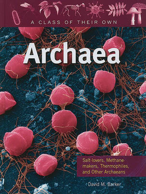 Archaea - A Class of their Own by David Barker