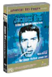 Jacques Brel Is Alive And Well And Living In Paris on DVD