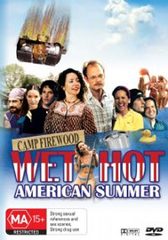 Wet Hot American Summer on DVD