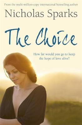 The Choice by Nicholas Sparks image