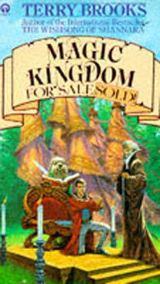 Magic Kingdom for Sale/Sold by Terry Brooks image