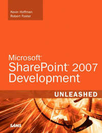 Microsoft SharePoint 2007 Development Unleashed by Kevin Scott Hoffman image