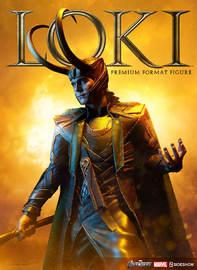 """Marvel: Loki - 23"""" Premium Format Figure"""