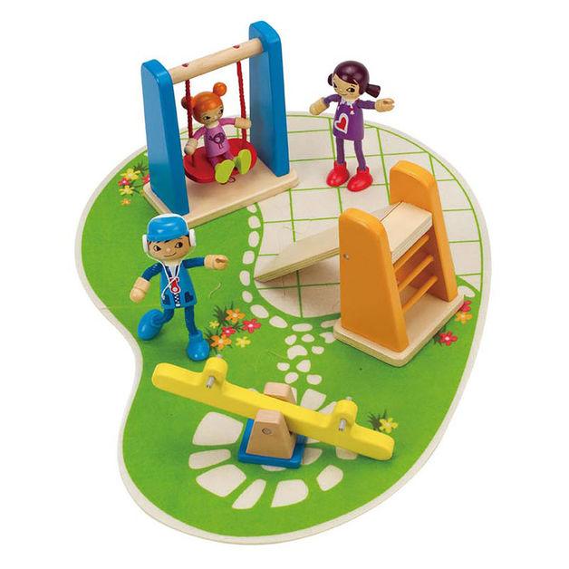 Hape: Playground