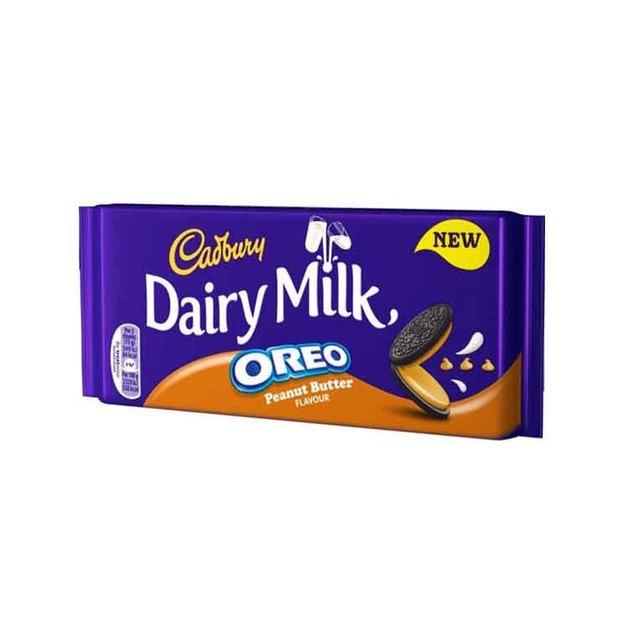 Cadbury Oreo Peanut Butter 120g