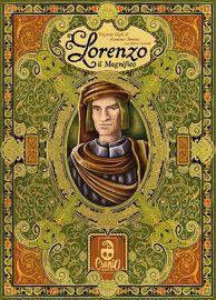 Lorenzo il Magnifico - Board Game