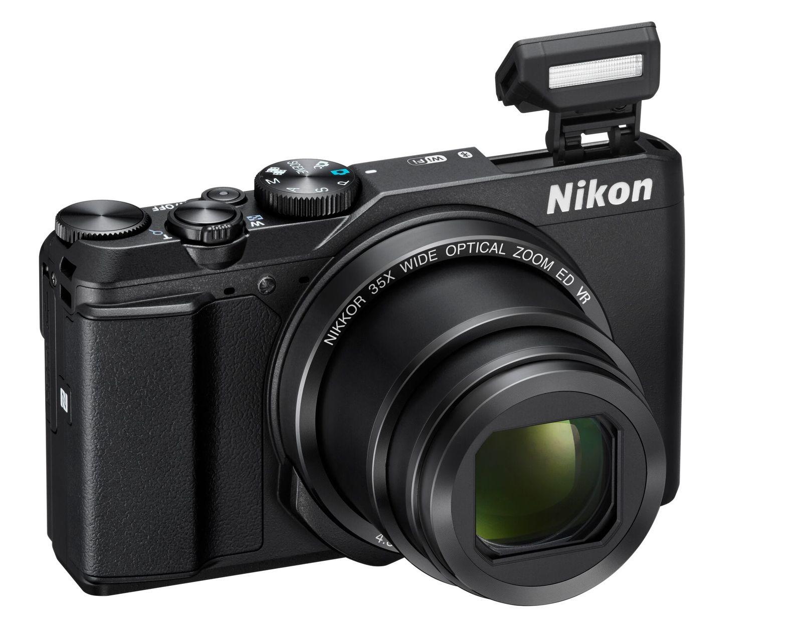 Nikon CoolPix A900 - Black image