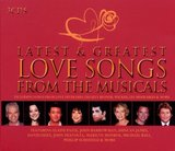 Latest & Greatest Love Songs From The Musicals (3CD) by Various Artists