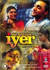 Mr And Mrs Iyer on DVD