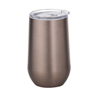 Davis & Waddell: Double Wall Cool Cup - Nude (8x8x14.5cm/500ml) image